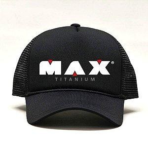 Bone Preto - Max Titanium