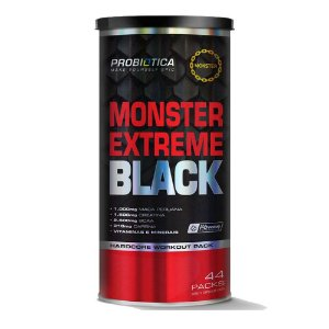 Monster Extreme Black (44 packs) - 44 PACKS - PROBIÓTICA
