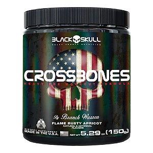 CROSSBONES - 150G - BLACK SKULL
