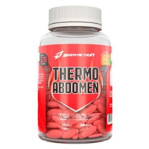 TERMOGENICO THERMO ABDOMEN - 120 CAPS - BODY ACTION