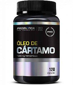 Oleo de Cartamo (120 caps) (ProbiotiCA) - 120 CAPSULAS - PROBIOTICA