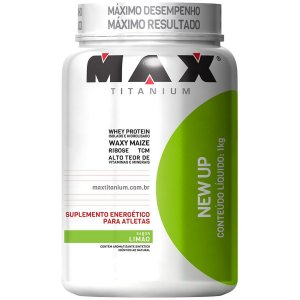 NEW UP - 1000G - MAX TITANIUM