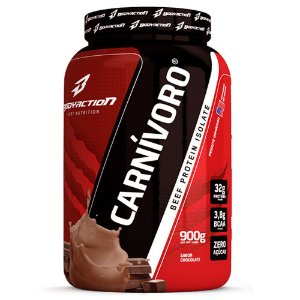 CARNÍVORO BEEF PROTEIN ISOLATE - 900G - BODY ACTION