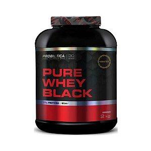PURE WHEY BLACK - 2KG - PROBIOTICA