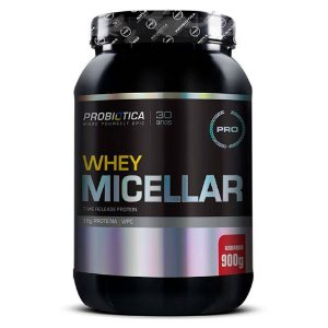 Whey Micellar - 900G - PROBIÓTICA