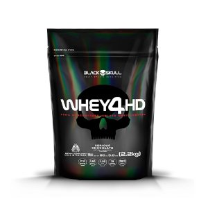 REFIL WHEY 4HD - 837G - BLACK SKULL