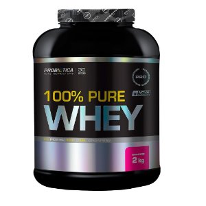 100% Pure Whey - 2000G - PROBIOTICA