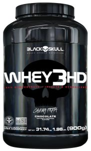 WHEY 3HD - 900g - BLACK SKULL