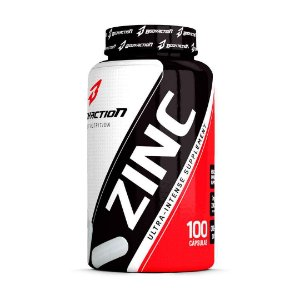 ZINC - 100 CÁPS - BODY ACTION