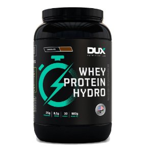 WHEY PROTEIN HYDRO - 900G - DUX NUTRITION LAB