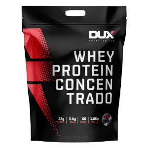 WHEY PROTEIN CONCENTRADO - 1,8KG - DUX NUTRITION
