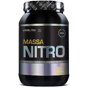 MASSA NITRO - 1,4KG - PROBIÓTICA