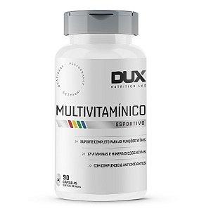 MULTIVITAMÍNICO - 90 CÁPSULAS - DUX NUTRITION LAB