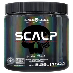 SCALP - 150G - BLACK SKULL