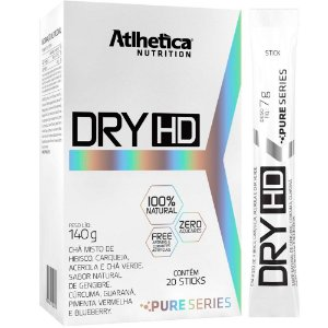 DRY HD - 20 STICKS - ATLHETICA