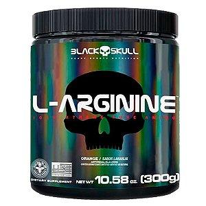 L-ARGININE - 300G - BLACK SKULL