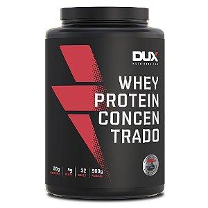 WHEY PROTEIN CONCENTRADO - 900G - DUX NUTRITION LAB