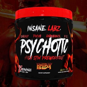 PSYCHOTIC HELLBOY - 35 SERVINGS - INSANE LABZ