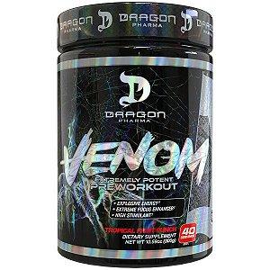 Pré Treino Venom (40 doses) - Dragon Pharma