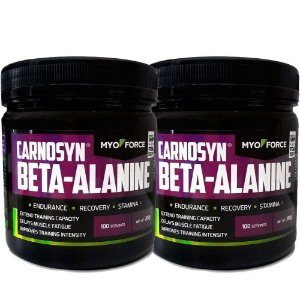 Combo Carnosyn Beta-Alanine - 200G - Myo Force