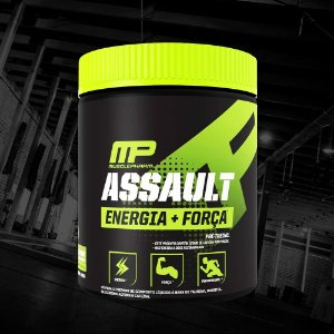 ASSAULT - 300G  - MUSCLE PHARM