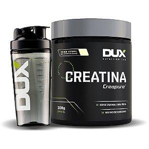 CREATINA CREAPURE - 300G + BRINDE - DUX NUTRITION LAB