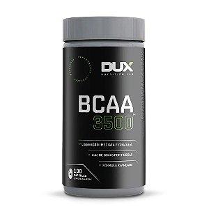 BCAA 3500 - 100 CÁPSULAS - DUX NUTRITION LAB