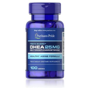 DHEA 50MG - Puritans Pride