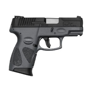 Arma de Fogo Pistola Taurus Gray G2C 9mm 12+1 Tiros
