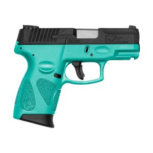 Arma de Fogo Pistola Taurus Cyan G2C 9mm 12+1 Tiros