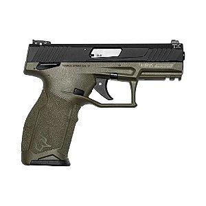 Arma de Fogo Pistola Taurus TX22 Verde Cal .22 16+1 Tiros
