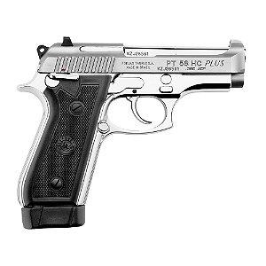 Arma de fogo modelo PT 58 Hc Plus Inox 380 Taurus