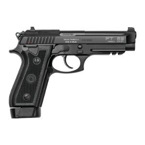 Arma de fogo modelo PT 59 Oxidada - 380 / Taurus