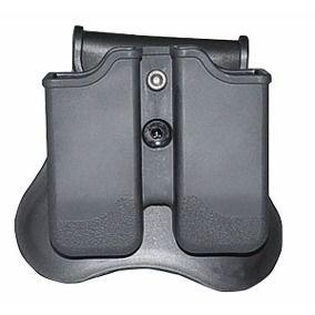 Porta Carregador Duplo Ambidestro Cytac Pistola PT92 e Beretta 92