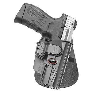 Coldre em Polimero Destro Marca Fobus TA2CH para Pistolas 24/7 e G1