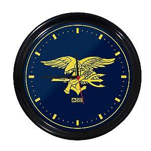 Relógio de Parede Navy Seals