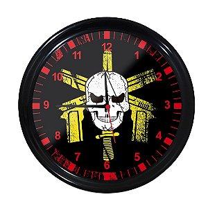 Relógio de Parede BOPE