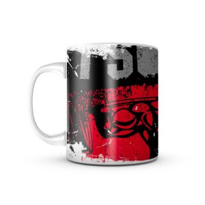 Caneca Shut Up And Squat 325ML