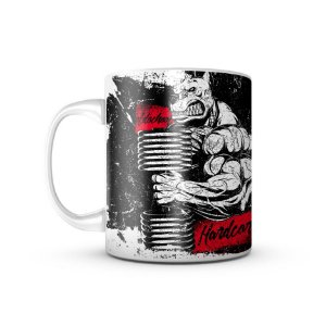 Caneca T6 Old School Hardcore 325ML
