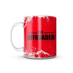 Caneca The Off Roader 325ML