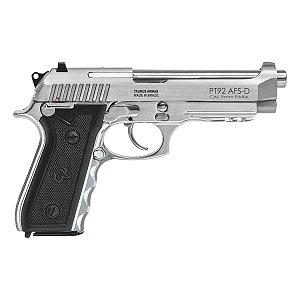 Arma de Fogo Pistola Taurus 92 AFS-D Inox 9mm