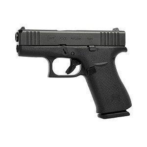 Arma de Fogo Pistola Glock G43X Slimline Calibre 9mm