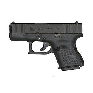 Arma de Fogo Pistola Glock G26 Gen 5 Calibre 9mm