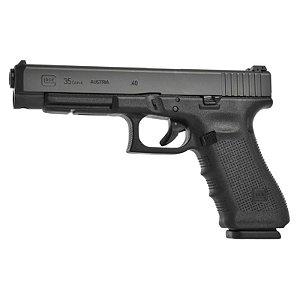 Arma de Fogo Pistola Glock G35 Gen 4 Calibre .40