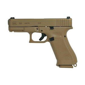Arma de Fogo Pistola Glock G19X Calibre 9mm