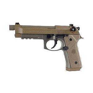 Arma De Fogo Pistola Beretta M9A3 Cal. 9mm 17+1 Tiros