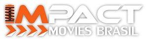 Adesivo Impact Movies Brasil - Branco