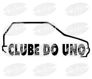 Clube do Uno ( 15 x 5 cm )