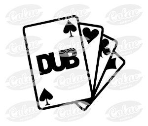 Dub  ( 11 x 11 cm )