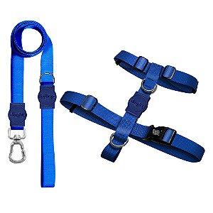 Kit Guia Premium + Peitoral H Classic Blue